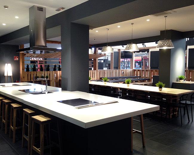 Centro comercial Sexta Avenida | Pozuelo | El Plantío | Kitchen Community | eSING