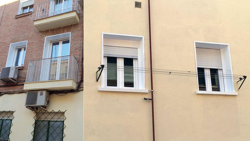 Reforma vivienda unifamiliar castro de oro esing - Problemas de condensacion ...