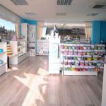 Reforma de local comercial Chic Bakery en Arroyomolinos Madrid por los arquitectos de eSING