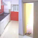 Transformación de local en vivienda. Reforma hecha por eSING