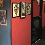 Reforma de local comercial para centro de tatuajes por ESING Espacios Singulares