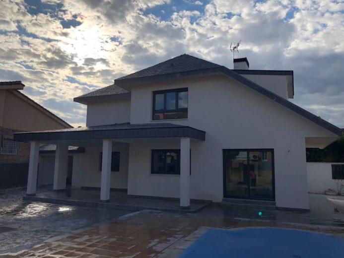 Reforma integral de una vivienda en Villanueva de la Cañada