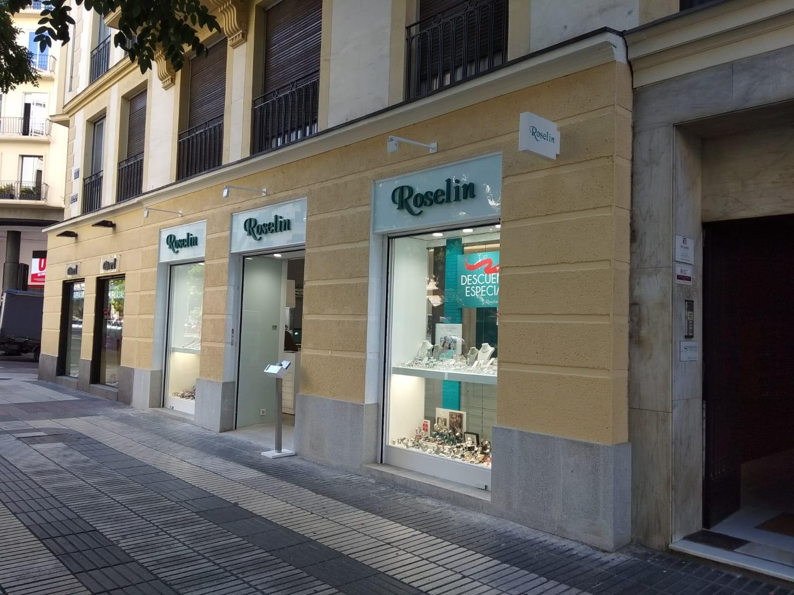 Tienda Roselin en Goya